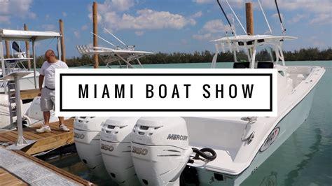 miami boat show statistics miami boat show barcos e paisagem linda em miami youtube