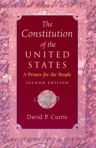 the constitution of the united states books the constitution of the united states a primer for the
