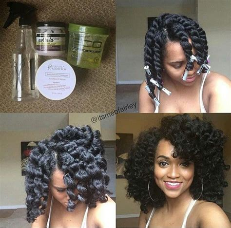 everyday hairstyles for transitioning hair 47 best flexi rods images on pinterest braids