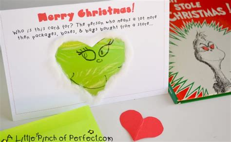 Grinch Card Template by Greeting Cards Greeting Card Exles And