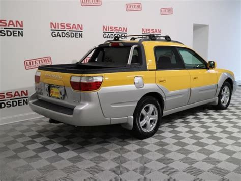yellow subaru baja yellow subaru baja for sale used cars on buysellsearch