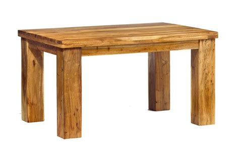 dining table dining table chunky wood