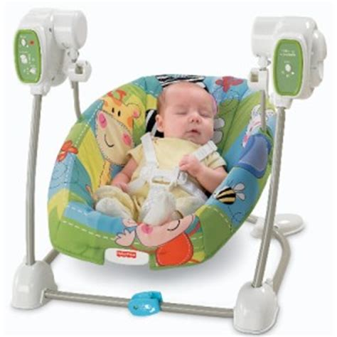 baby vibrating swing discover n grow space saver portable 2 in 1 musical baby