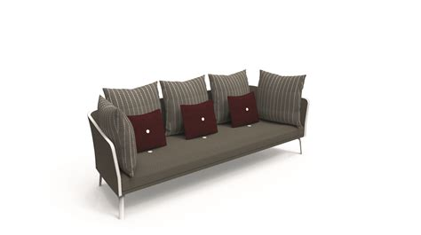 copertura divano vivereverde copertura per divano 3 posti milo fabric