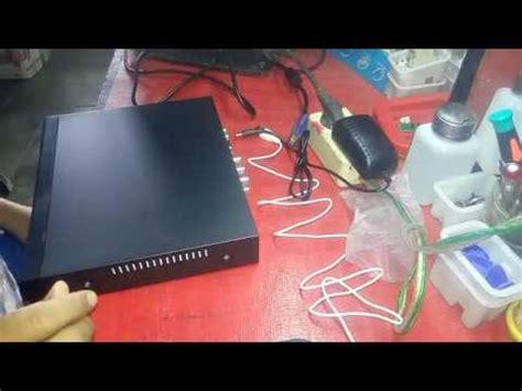 Hardisk Untuk Dvr Cctv cara pasang dan format hardisk di dvr cctv