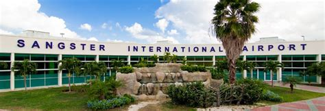 Florida International Mba Jamaica by About Mbj Montego Bay Jamaica Airport