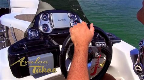 fast pontoon boats youtube fast pontoon boats tahoe s waveglider performance