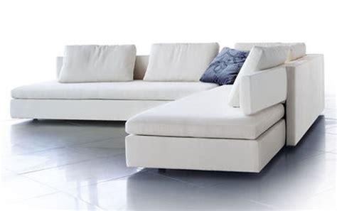 White Leather Corner Sofas Dadka Modern Home Decor And Space Saving Furniture For Small Spaces 187 Leather Corner Sofa
