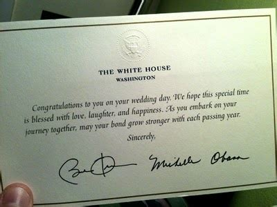 Wedding Invitation Letter To President How To Send A Wedding Invitation To The President Chic Ink