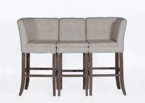 Barstool Bench Versatility In Design The Cooper Amp Conrad Transitional