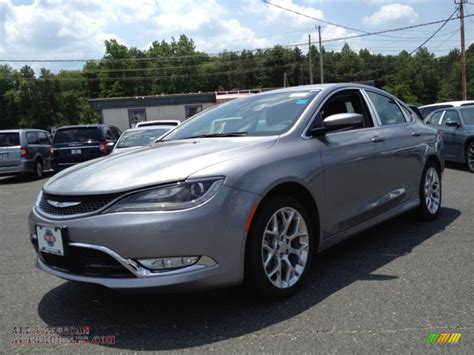 Chrysler Silver by 2015 Chrysler 200 Silver 200 Interior And Exterior Images