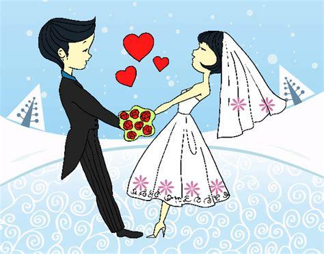 imagenes comicas de hombres cansados dibujo de casados y enamorados pintado por lunalunita en