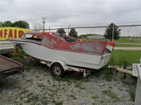 fiberglass boat repair lake lanier 75 best boats with fins images on pinterest vintage
