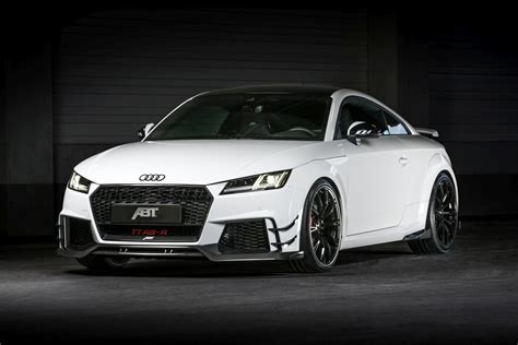 Audi Rs Tuning by Abt Tt Rs R