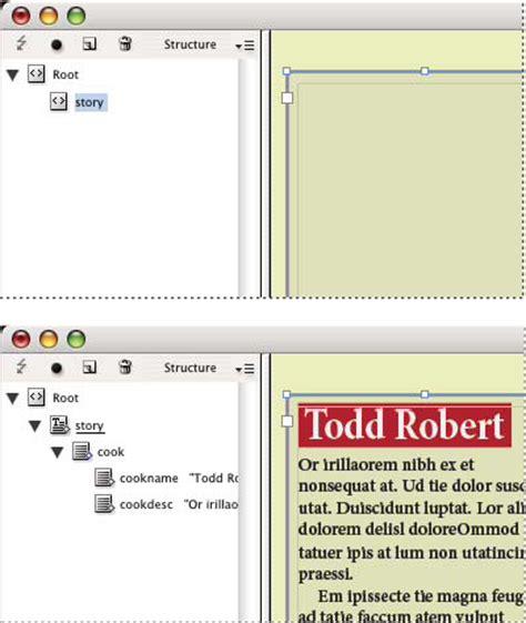 indesign tutorial xml import import xml in indesign
