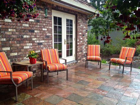 stone patio ideas pictures designing idea