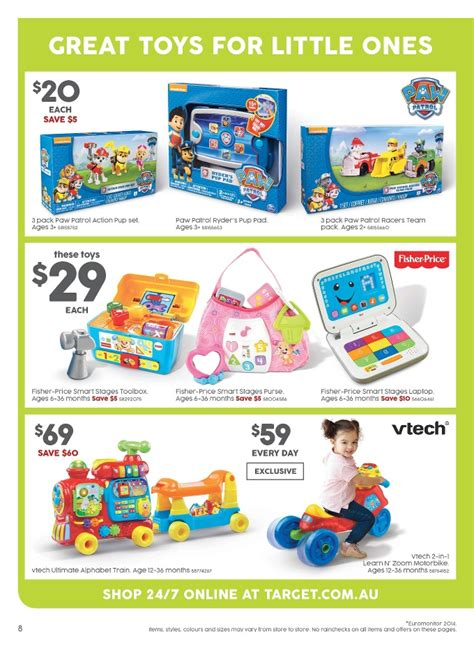 target online toy catalogue 1 6 jan 2016