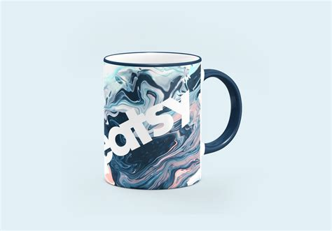 mug design editor sublimation mug mockup set free mockup