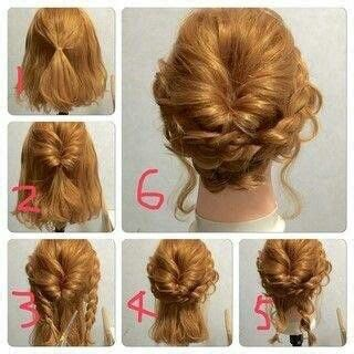 diy upstyle hairstyles best 25 shoulder length hair updos ideas on pinterest