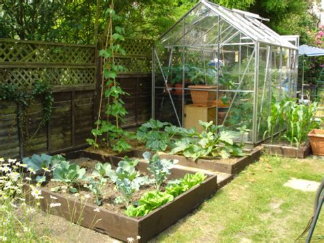 Kitchen Garden Ideas Raised Bed Greenhouse Plans 171 Floor Plans