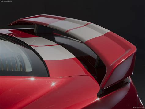 chevrolet camaro red flash concept  photogallery