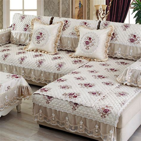 friendly material for couches sofa covers linen fabric fundas sofa eco friendly antiskid