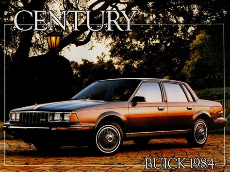 old cars and repair manuals free 1984 buick electra interior lighting 1984 buick century brochure canada