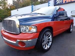 Ram Truck Custom Wheels Buy Used 2005 Dodge Ram 1500 Crew Cab Slt 22 Quot Rims