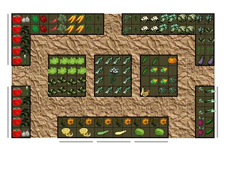 Step By Step Vegetable Garden Plans Spring Square Foot Garden Layout Ideas