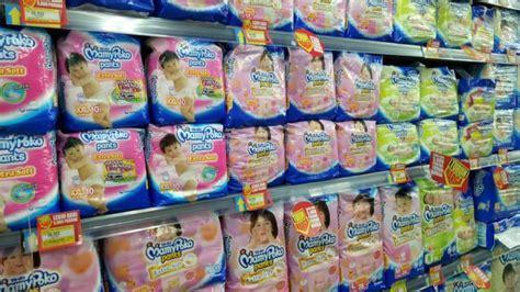 Bayi Di Hypermart Popok Bayi Juga Turun Harga Di Hypermart Tribun Timur