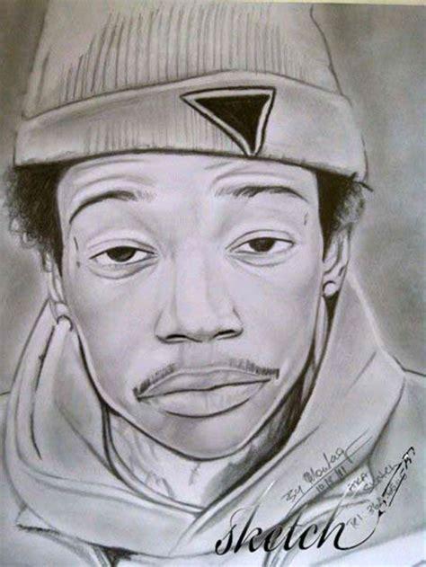 imagenes de wiz khalifa blanco y negro awesome drawing of wiz khalifa more jamaican talent