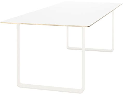 Standard Bathroom Dimensions 70 70 table white by muuto