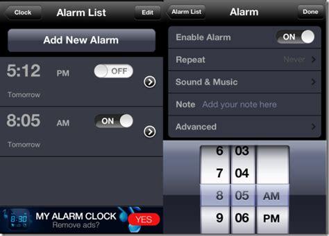 iphone alarm clock app  sleep timer weather
