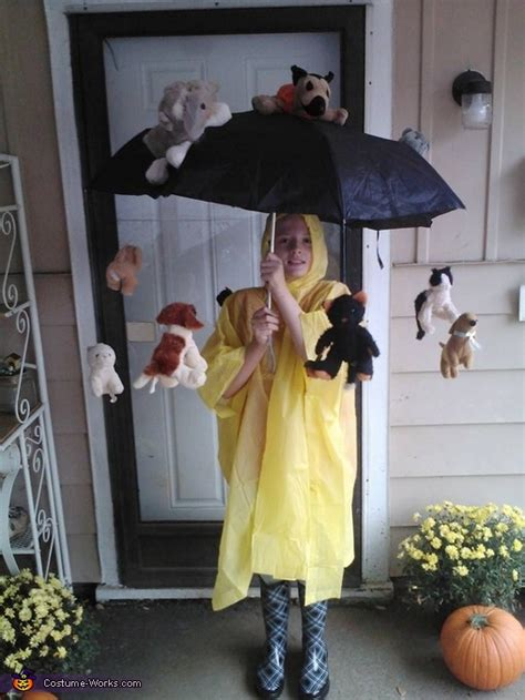 it s raining cats and dogs it s raining cats and dogs costume idea