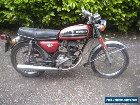 honda cb 125 s for sale in the united kingdom