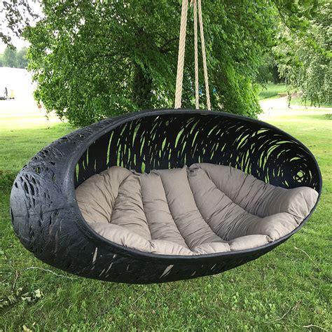 modern garden swing seat bios alpha luxury swing seat