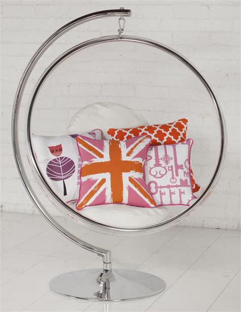 bubble swing chair www roomservicestore com swinging bubble chair with stand