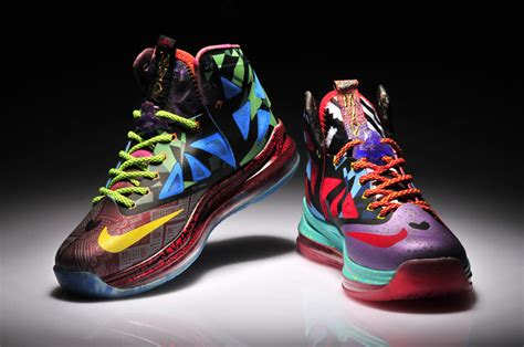 what the basketball shoes alta moda nike lebron 10 what the mvp wouomo basketball