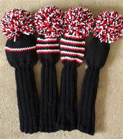 knit golf club covers golf club covers knit