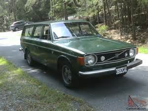 Volvo 145 For Sale 1973 Volvo 145 Wagon Low 4 Speed W Overdrive New