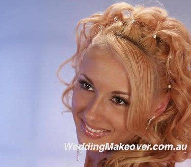 Wedding Makeover by Wedding Makeover Hair And Makeup Sydney Easy Weddings