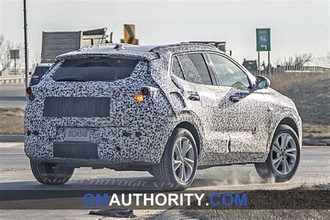2020 Buick Encore Pictures by 2020 Buick Encore Drops Cladding In New Pictures Gm