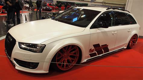 Audi B8 Tuning by Audi A4 Allroad B8 Tuning At Essen Motorshow Exterior