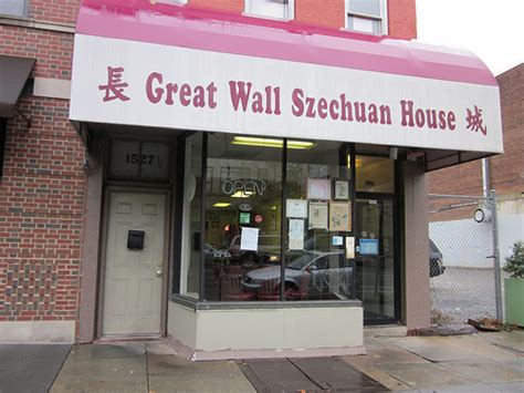 Great Wall Szechuan House by Great Wall Szechuan House To Renovate Dining Area Popville