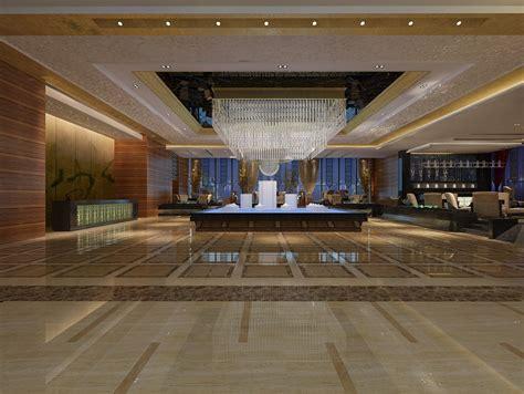 modern lobby modern lobby 3d model max cgtrader com