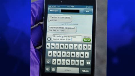 unsent text message typed before fatal crash warns of