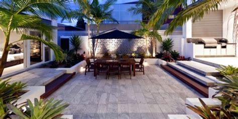 backyard designs australia designing backyard of a house near the sea in