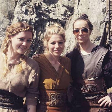 post mortem vikings creator discusses cruelest death 18 best female shield maidens images on pinterest