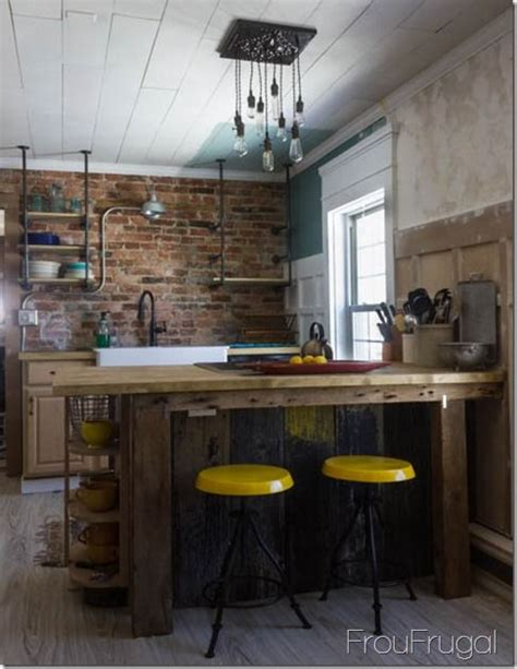 industiral and rustic loft kitchen by snaidero digsdigs 73 best images about urban industrial kitchen on pinterest