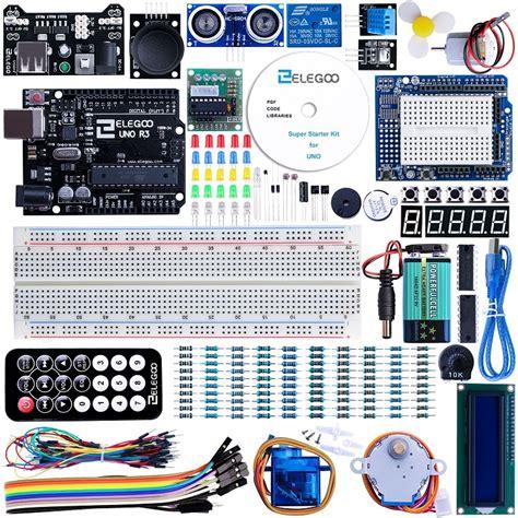 arduino starter kits  beginners  updated